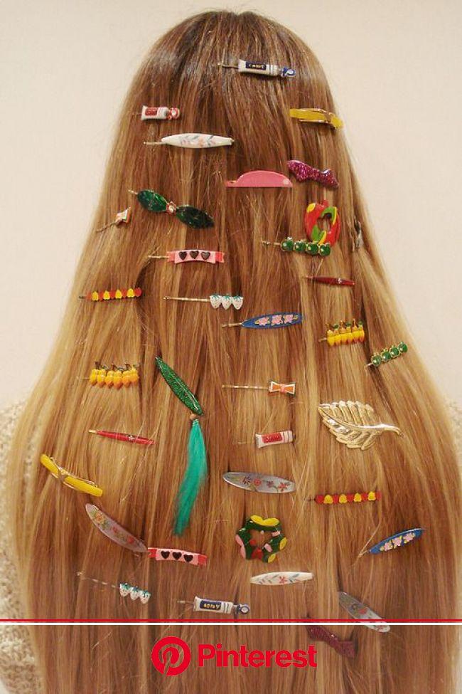 pjmix:   para publicidad (by kaltes klares wasser) - | Hair adornments, Long hair styles, Hair styles
