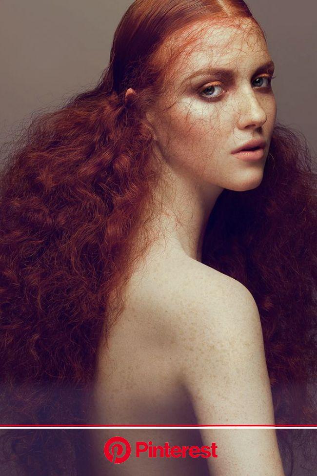 Photography: RUO BING LIMakeup and Hair: TAMI EL SOMBATI @ Judy Inc Model: MAYA @ Plutino ModelsPost Production: RAF… | Red hair model, Hair photograp