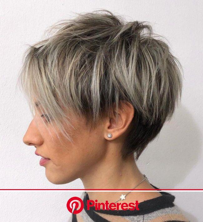 70 Overwhelming Ideas for Short Choppy Haircuts | Choppy haircuts, Short choppy haircuts, Short choppy hair
