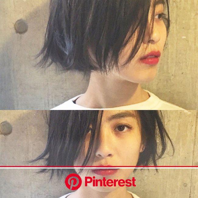 【ヘアカタログ】黒髪を活かしたヘアスタイル8選 | ヘアスタイル, ゴージャスなヘア, ヘアーデザイン