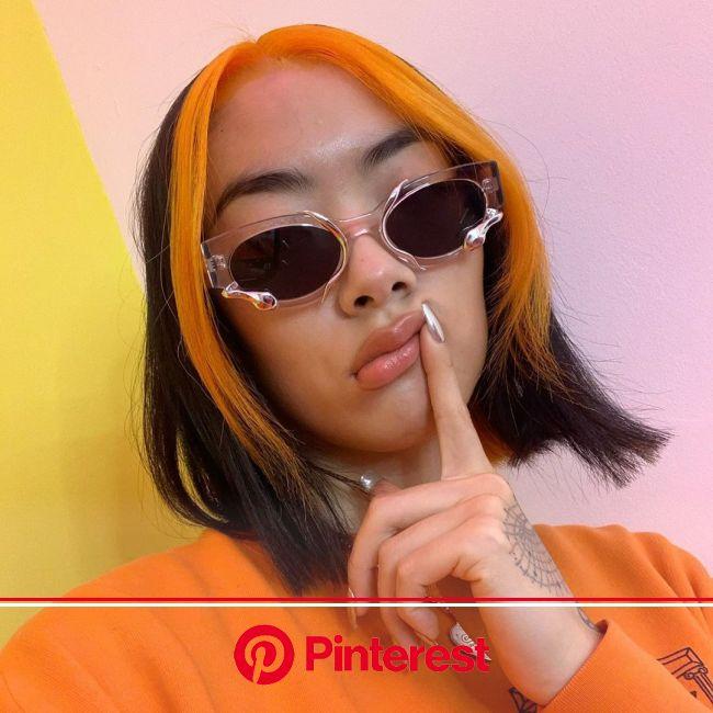 Pin by a on she's a, she's a: lady | Indie hair, Aesthetic hair, Hair inspo color