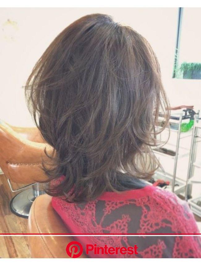 コミュニヘア(communi Hair)ウルフレイヤー | ヘアスタイル, ヘアカット, ヘアスタイリング