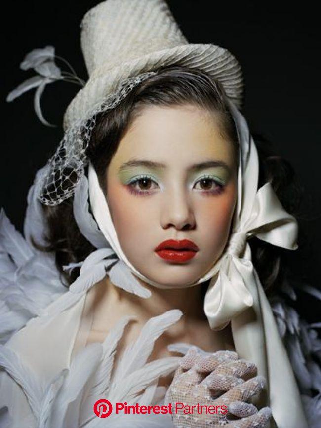 Osamu Yokonami  横浪修 in 2020 | Hair arrange, Fantasy photography, Hair beauty:__cat__