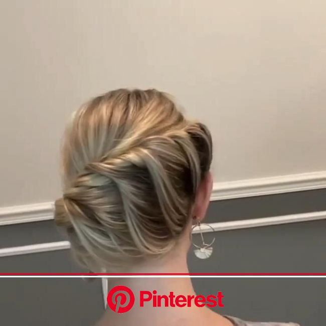 Surprise hair tutorial [Video] in 2020 | Hair makeup, Hair styles, Hair highlights