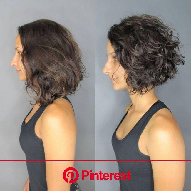 60 Most Delightful Short Wavy Hairstyles | Bob hairstyles for thick, Inverted bob hairstyles, Short wavy hair