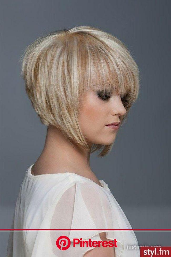 50 nuove idee per capelli corti e freschi per aggiornare il tuo stile #blonde #fr &#8… | Idee per capelli, Acconciature per capelli corti, Tagli p