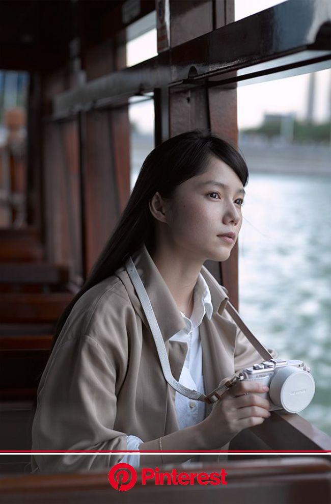 宮﨑あおい with オリンパスペン E-PL8 | Interchangeable Lens Cameras | オリンパス | 女優, オリンパス, 宮崎