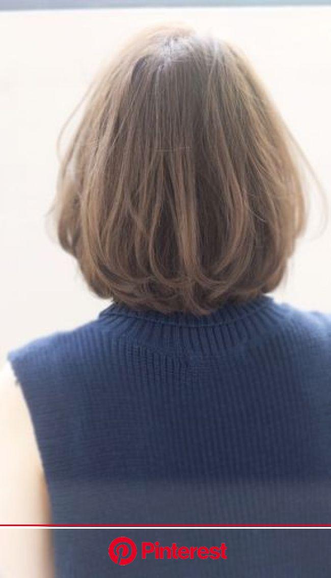 大人きれいな前下がりボブディ|Maria by afloatのヘアスタイル | ヘアスタイル, ボブ, ミディアムボブのヘアスタイル