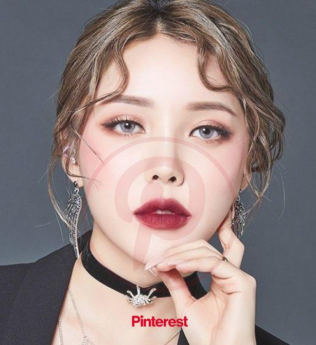 Pony - 박혜민 - 포니 - Park Hye Min Ulzzang - Korean makeup artist - Pony beauty diary. #SimpleKoreanMakeup   Korean makeup look, Pony makeup, Korean makeu