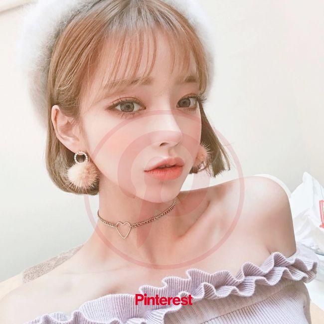 カンテリ(韓国モデル)年齢や身長と彼氏は?インスタメイクや整形疑惑も! | 芸能魂 QLAP! | オルチャンガール, 韓国 モデル, 金髪美人