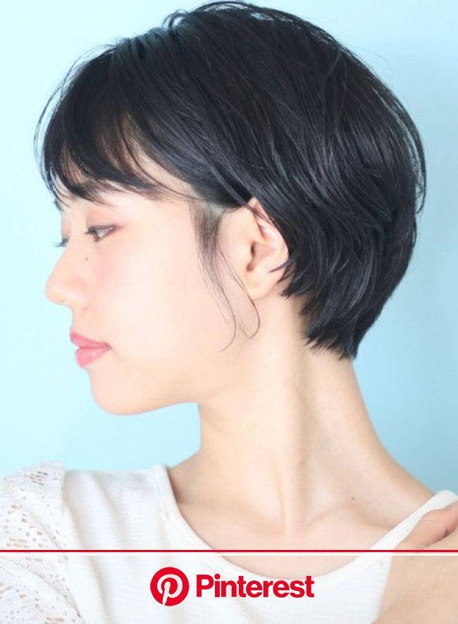 ボード「Hair cuts for those who want shorter hair」のピン