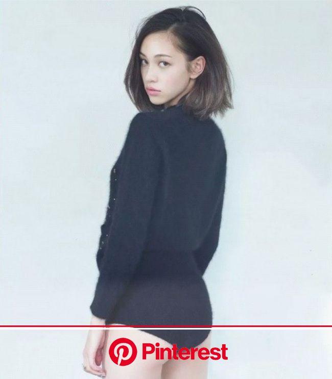 Kiko Mizuhara Appreciation - Page 10 - supertrash | Kiko mizuhara, Kiko, Short hair styles