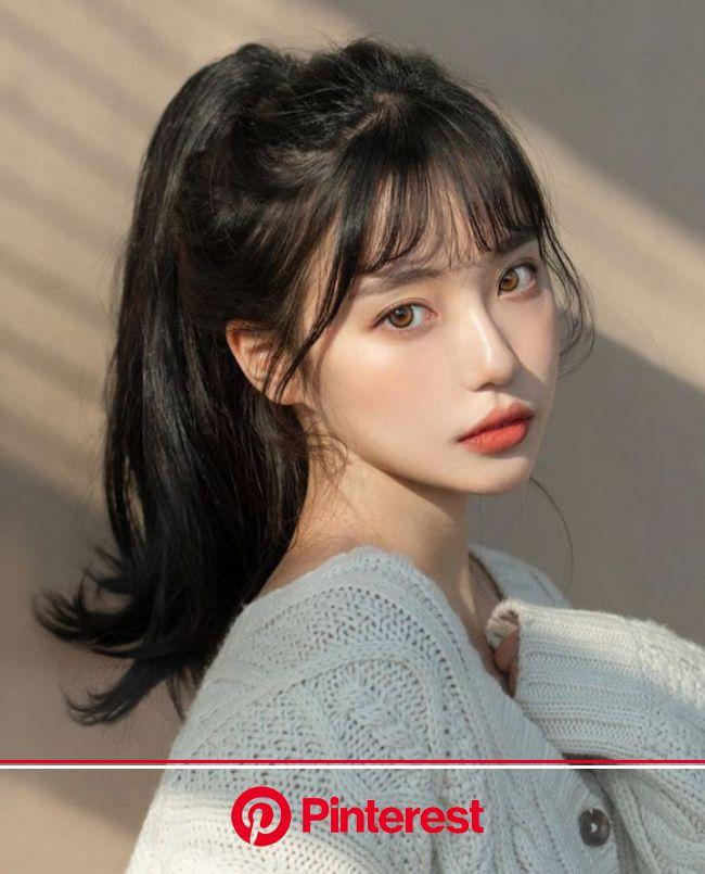 Ketua Osis ;Pjs[ ✓] in 2020 | Ulzzang hair, Korean beauty girls, Beauty girl