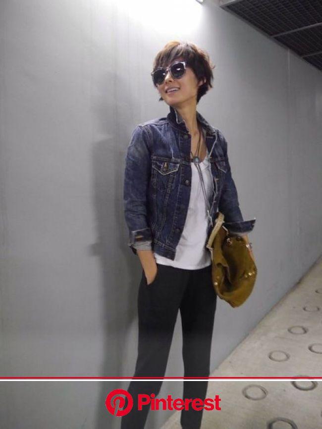 林本レポートwardrobe | ファッションスタイル, モノトーン ファッション レディース, デニムファッション レディース
