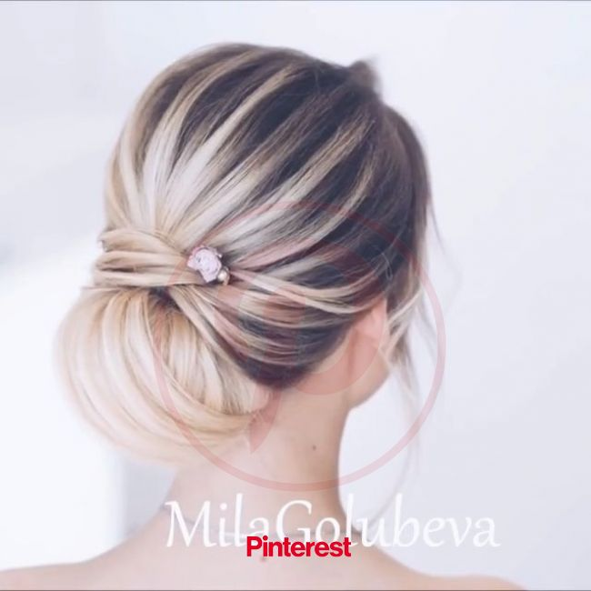 Glam Updo Kinds for Wedding ceremony | Hair upstyles, Long hair styles, Up hairstyles