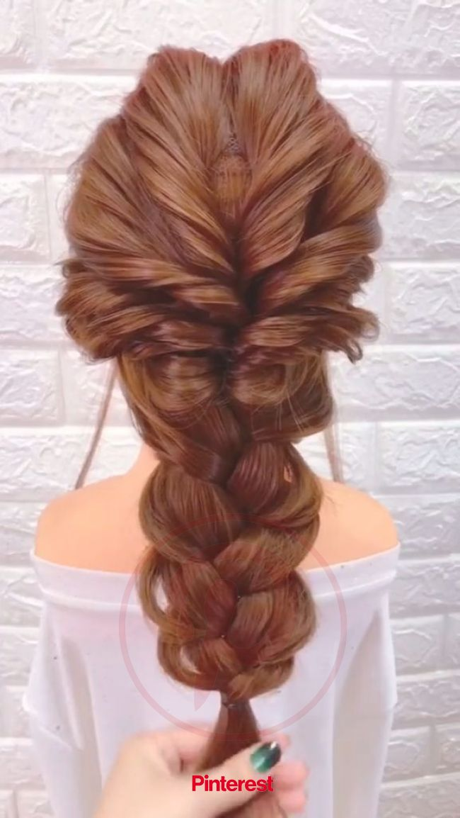 Interesting Prom Hairstyles | Hairdo for long hair, Long hair styles, Long face hairstyles