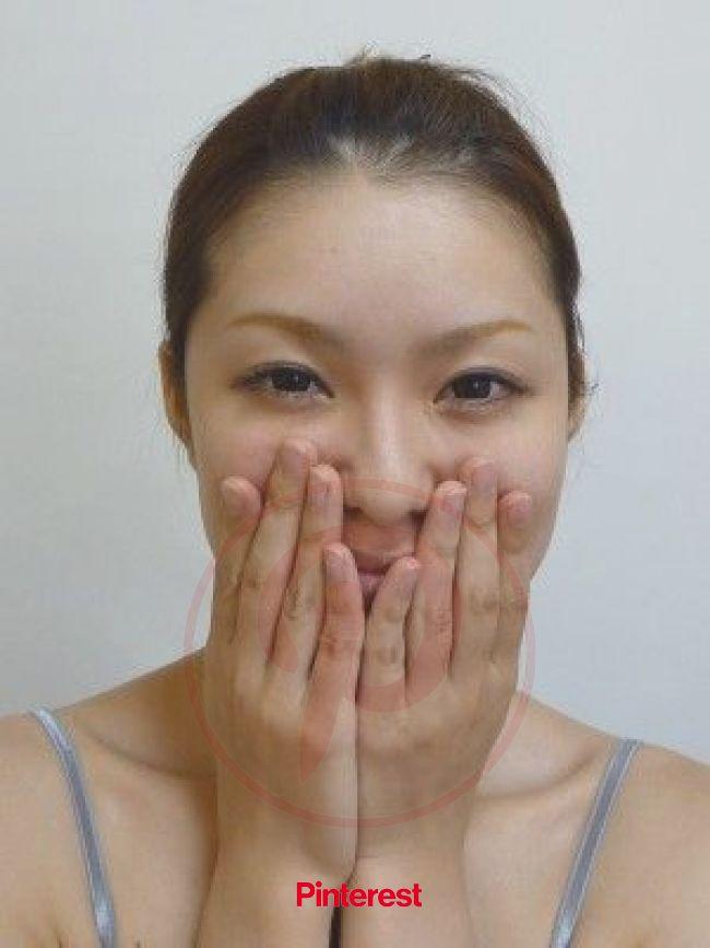 鼻の横の肉を落として、ほっぺをスッキリ見せる小顔マッサージ | Body care, Health fitness:__cat__, Health