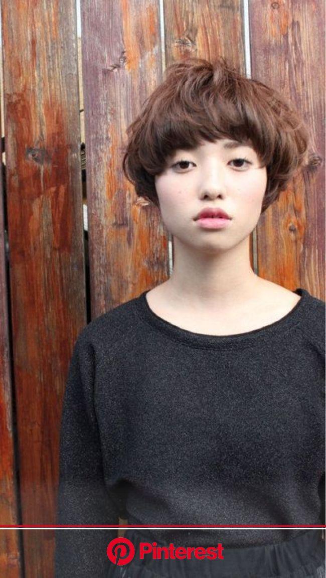 甘さは一切なし!辛口女子におすすめ☆ジェンダーレス女子の髪型とは?【HAIR】 | 髪型, マッシュルームカット, ショートヘアの前髪