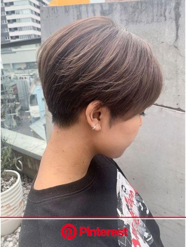 【CARE UMEDA】WAKA ツーブロックエッジショート:L054981796|ケアウメダ(CARE UMEDA)のヘアカタログ|ホットペッパービューティー | ヘアカット, ショートのヘアスタイル, ショートカット 髪型