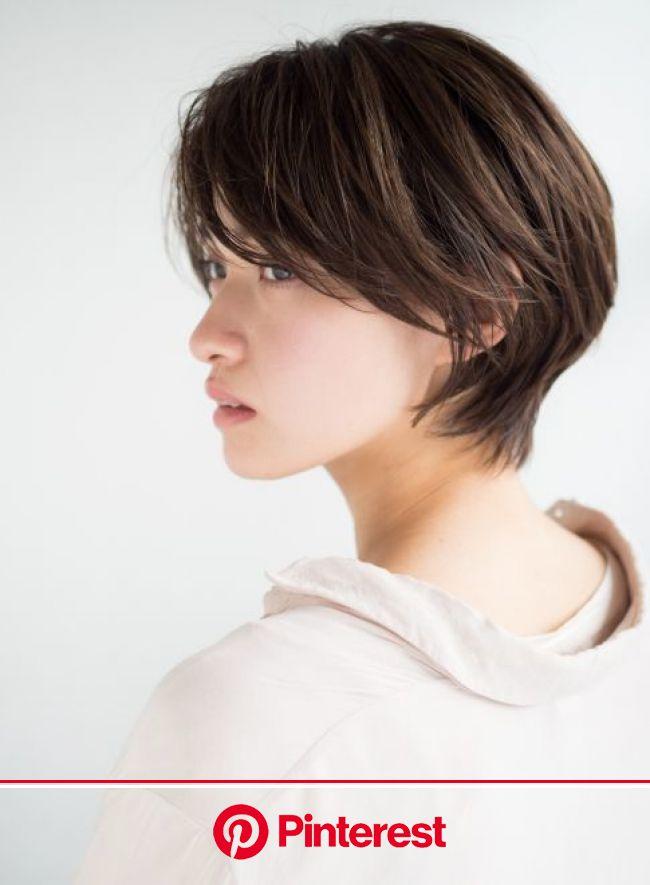 Pin on 短髮