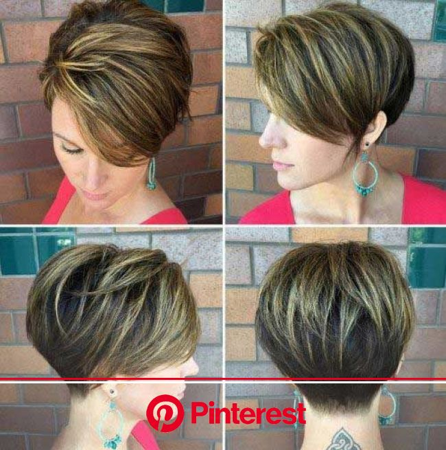 Frisuren 2020, Hochzeitsfrisuren, Nageldesign 2020, Kurze Frisuren | Hair styles, Thick hair styles, Short hair with layers