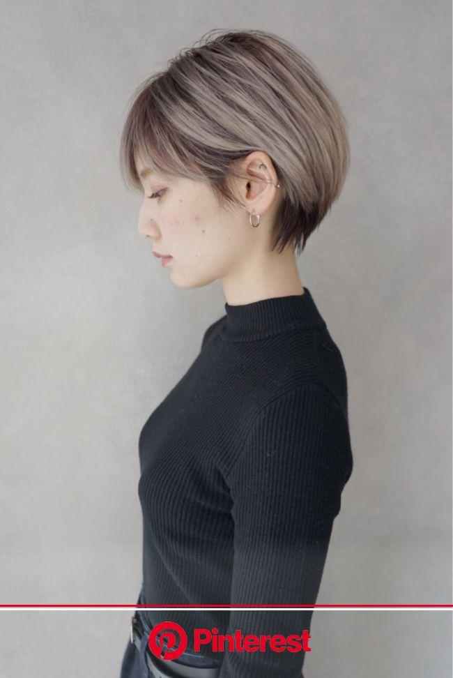 【HAIR】Ryu Itoさんのヘアスタイルスナップ(ID:410955) | ヘアスタイル, ショートのヘアスタイル, 髪型