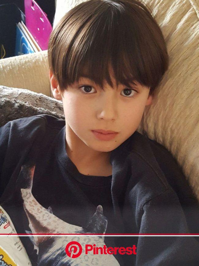 """(画像1/7) 「とんでもない美少年がいる」と写真拡散 """"母が撮る息子""""のインスタがフォロワー10万人突破   こども 髪型, 髪型 男の子, キッズ髪型"""