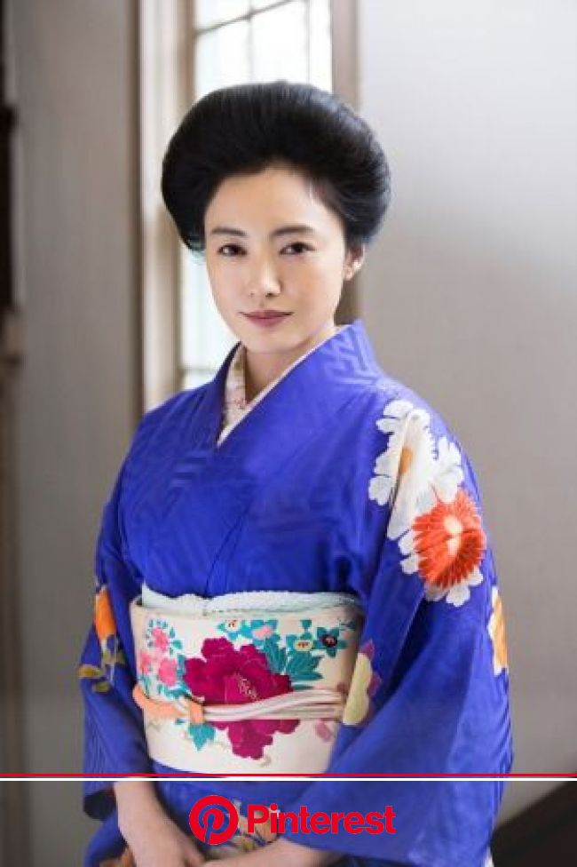 【花子とアン】仲間由紀恵、ヒロインの親友役に愛着「頭が大きくて、いい感じ」 | 花子とアン, 着物 美人, 仲間由紀恵
