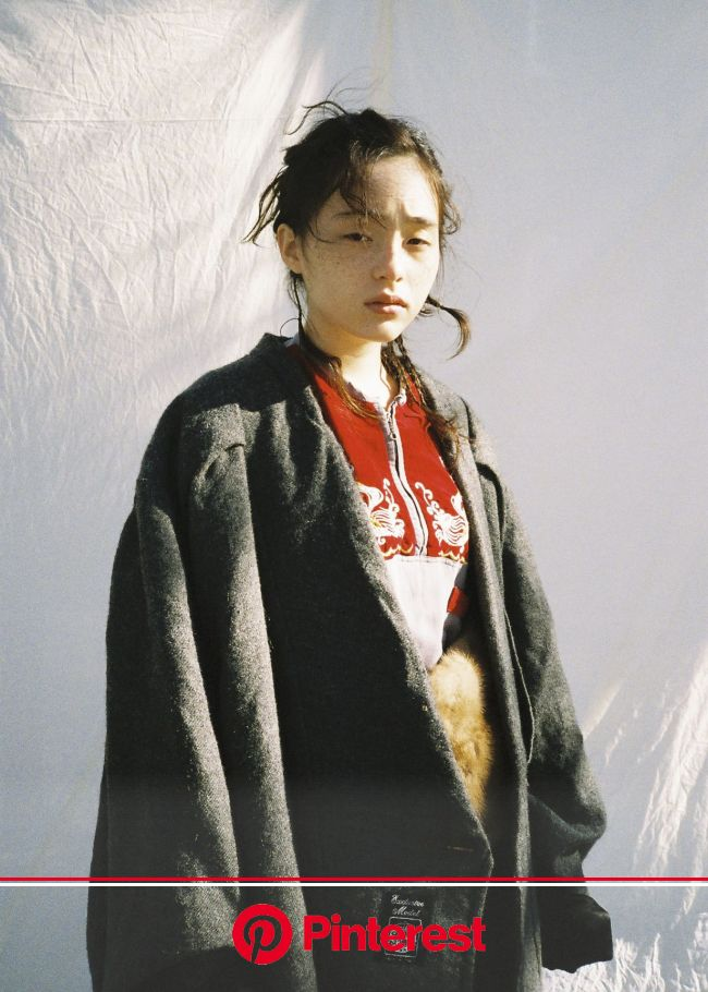 Pin by Emy Magdalene on Lucy | Japanese models, Quirky fashion, Model