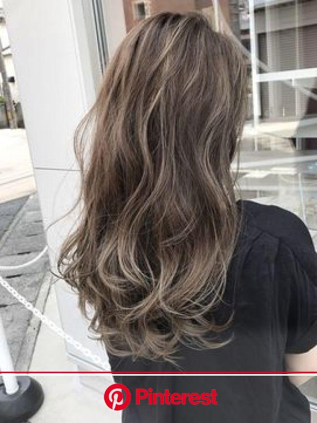 人気のヘアスタイル、髪型を探すならKirei Style[キレイスタイル] | 髪型 ロング パーマ, ヘアスタイル, ヘアカット