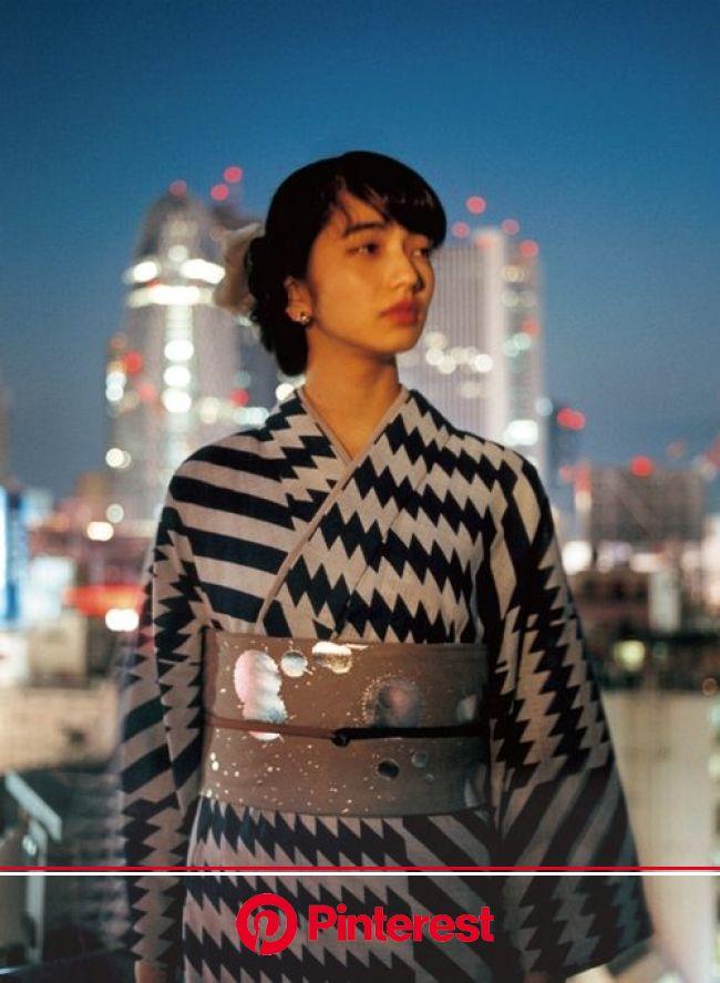 japanese, summer, and 小松菜奈 image | Japanese outfits, Japan fashion, Womens kimono