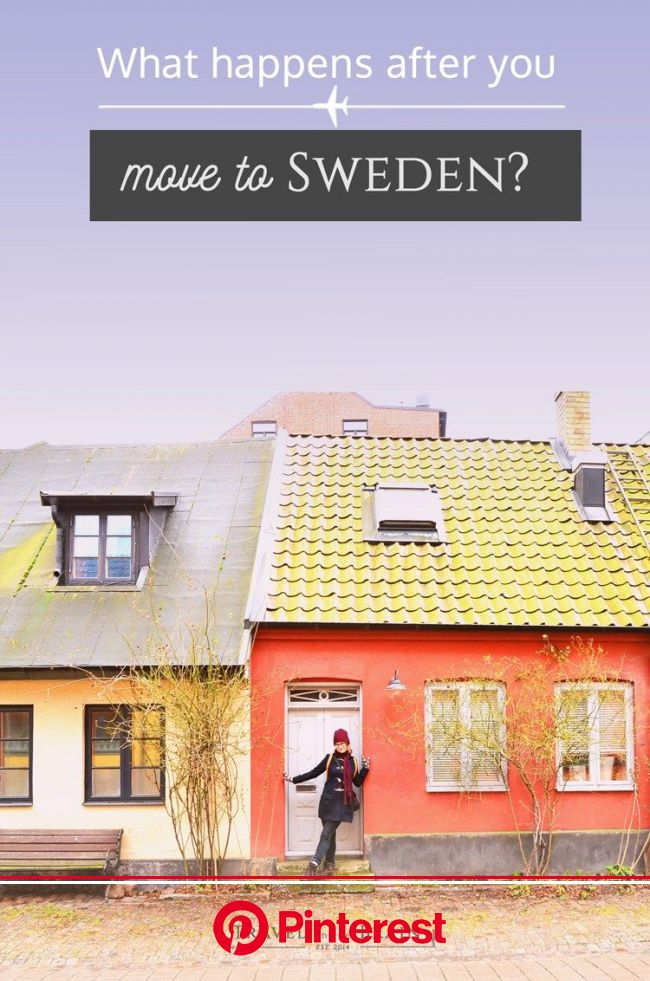 What Happens after You Move to Sweden? - Travel on the Brain | Sweden travel, Sweden, Move abroad
