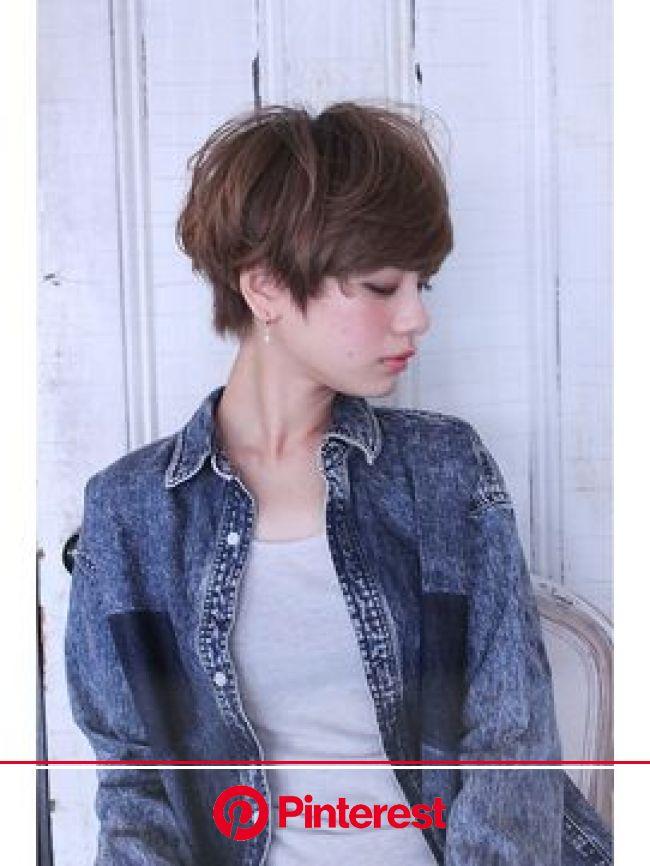 人気のヘアスタイル、髪型を探すならKirei Style[キレイスタイル](画像あり) | ヘアスタイル, 髪型, ショートヘア