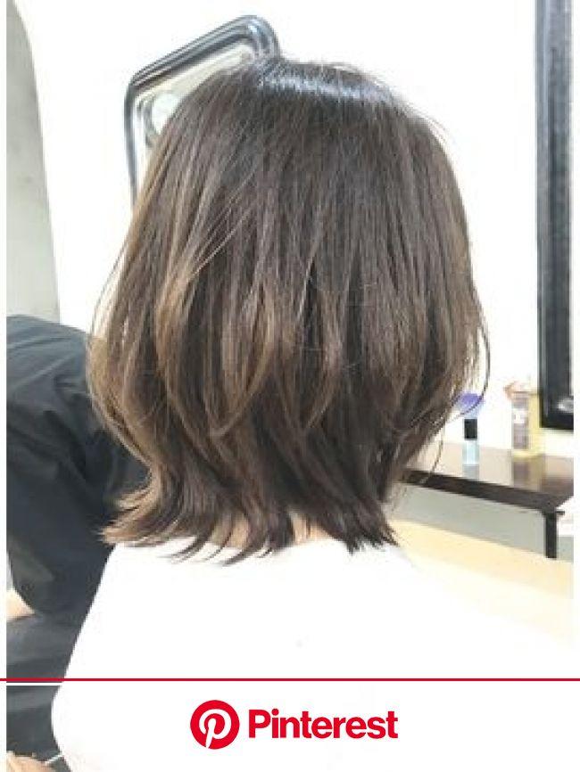 【eTONe】30代40代大人女性におすすめふんわりくびれヘアー/eTONe(エトネ) hair salon 仙台駅前をご紹介。2018年秋の最新ヘアスタイルを300万点以上掲載!ミディアム、ショート、ボブなど豊富な条件でヘアスタイル・髪型・アレンジをチェック。(画像あり)   ヘアスタイル, 髪型