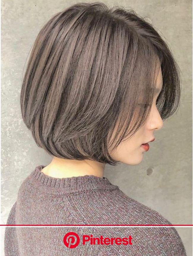 ナチュラルショートボブ:L034785497|サンド オモテサンドウ(sand omotesando)のヘアカタログ|ホットペッパービューティー(画像あり) | 前髪なし ショートボブ, ヘアスタイル ボブ, ショートボブ