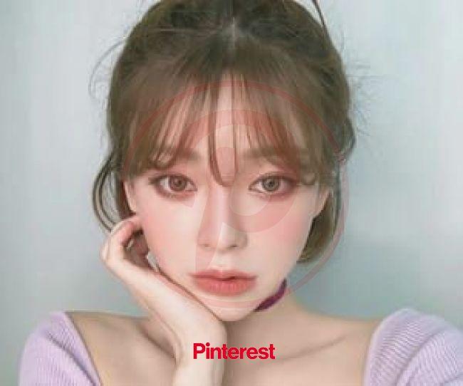 girl and ulzzang 이미지 | ショートヘア 女の子, 短い髪のためのヘアスタイル, 韓国人の髪
