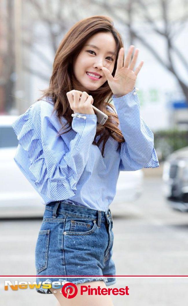 티아라 효민, 손바닥 만한 얼굴 | Kpop, Người nổi tiếng
