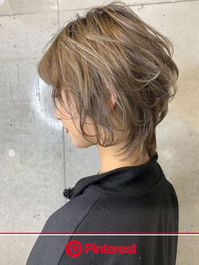 【2020年春】ウルフの髪型・ヘアアレンジ 人気順 63ページ目 ホットペッパービューティー ヘアスタイル・ヘアカタログ【2020】(画像あり)   髪型, ヘアアレンジ, ビューティー