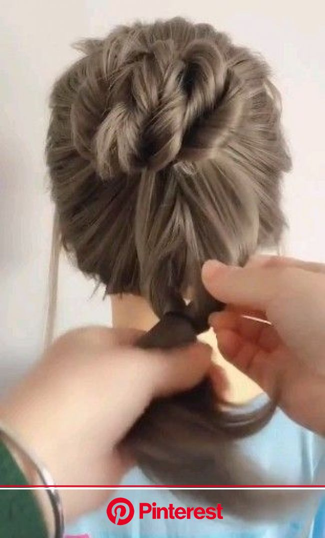 Hairstyles tutorials for long hair [Video] | Long hair styles, Hair styles, Hair braid videos