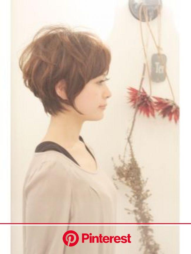 ガーデンヘアー Garden hair|ヘアスタイル:SHORT|ホットペッパービューティー | ヘアスタイル, ヘアカット, ヘアカット ショート