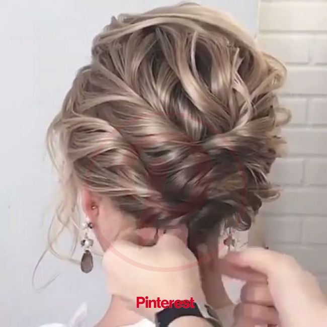 56 Updo Hairstyle Ideas & Tutorials for Wedding - Hair | Dessertpin.com #hairtutorials 56 Updo Hairstyle Ideas & Tutorials for Weddi…【2020】 |