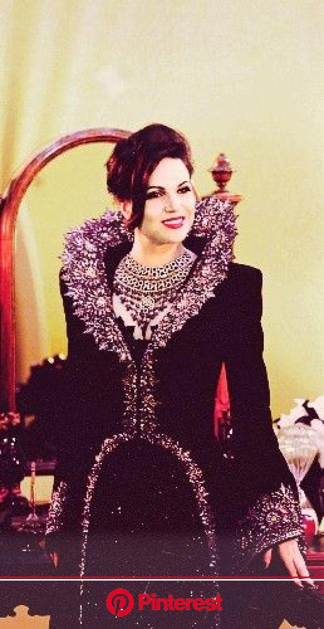 OUAT - Regina | Queen outfit, Evil queen, Fantasy fashion