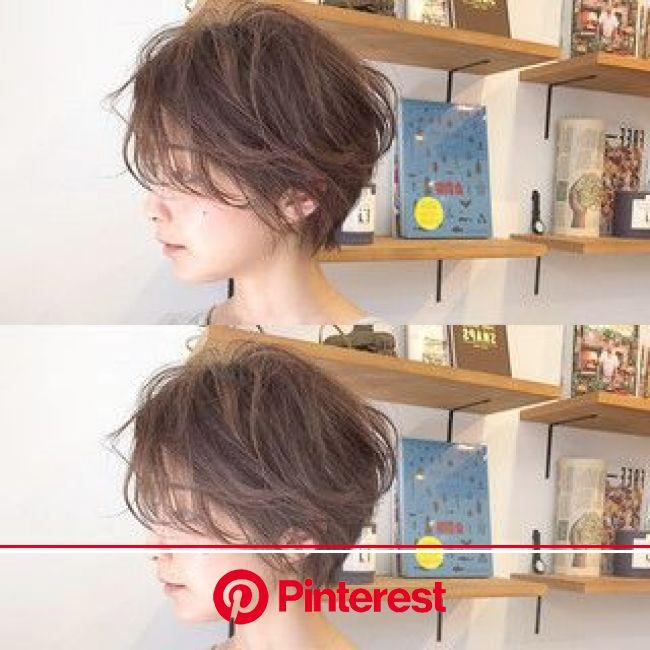 40代向けショートヘアで上品さと可愛さのどっちもGET♡   ヘアスタイル, ショートヘア, ヘアカット