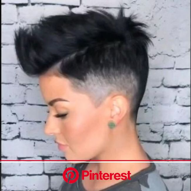 Pin on Pixie Cut Ideas