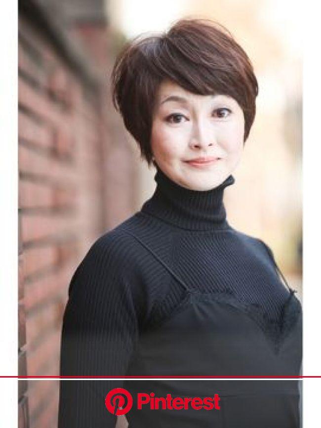 人気のヘアスタイル、髪型を探すならKirei Style[キレイスタイル] | ミセス ヘアスタイル, ヘアスタイル, ショートカット