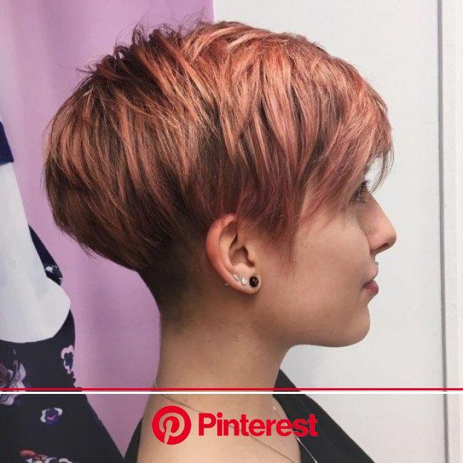 50 Short Choppy Hair Ideas for 2021 - Hair Adviser in 2021   Short choppy hair, Choppy hair, Short wavy hair