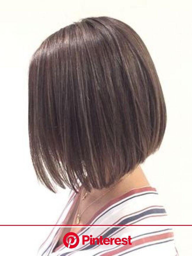 人気のヘアスタイル、髪型を探すならKirei Style[キレイスタイル](画像あり) | ヘアスタイル, 髪型, ボブ スタイリング