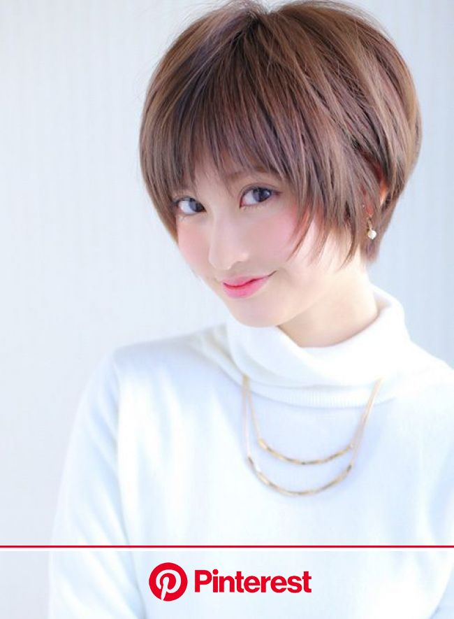 360度かわいいショート 【AFLOAT JAPAN】 http://www.beauty-navi.com/salon/28130?pint ≪ #shorthair #shortstyle #shorthairstyle #hairstyle・ショート・ヘ… | ショートヘア 女の子, ヘアカッ