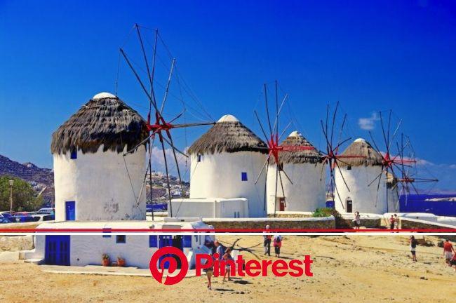 『ミコノス島』【2020】 | ミコノス, ギリシャ旅行, ミコノス島