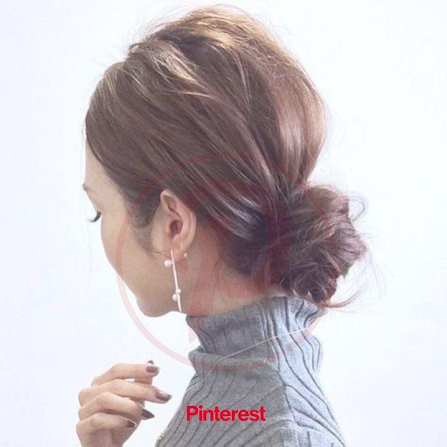 私はこれが鉄板です♡毎日できる簡単ヘビロテアレンジ7選 in 2020 | Hair styles, Down hairstyles, Hair arrange